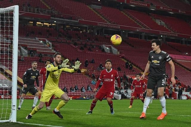 Fernandes phung phí cơ hội vàng, Man Utd chia điểm trên sân Liverpool - 15
