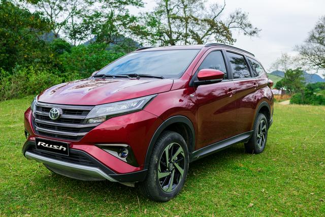 Toyota Rush bứt phá doanh số tháng cuối năm 2020 - 2