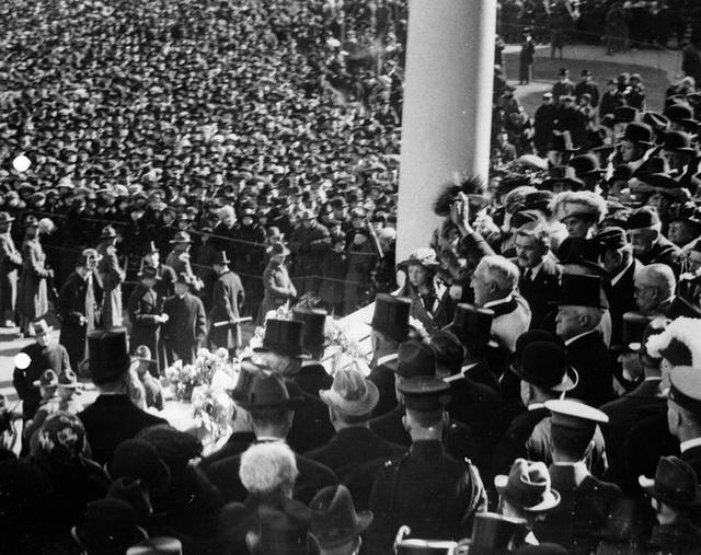 Lễ nhậm chức của các tổng thống Mỹ - 11