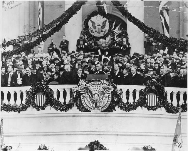 Lễ nhậm chức của các tổng thống Mỹ - 15