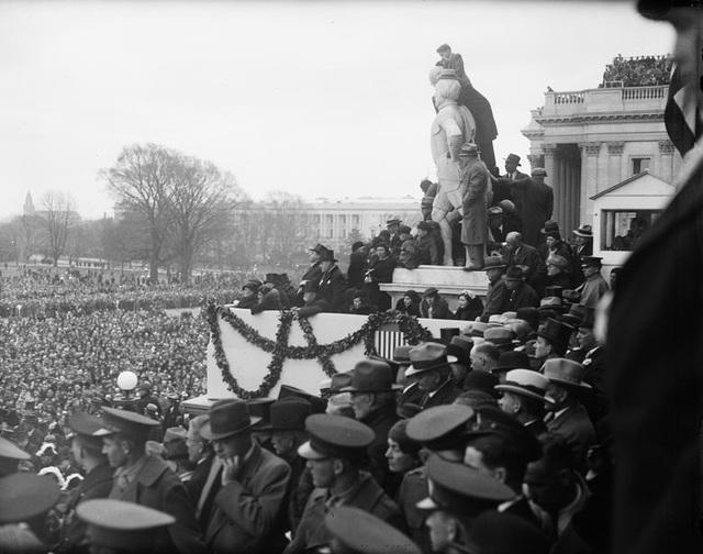 Lễ nhậm chức của các tổng thống Mỹ - 16
