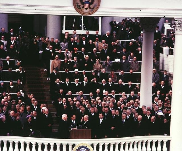 Lễ nhậm chức của các tổng thống Mỹ - 17
