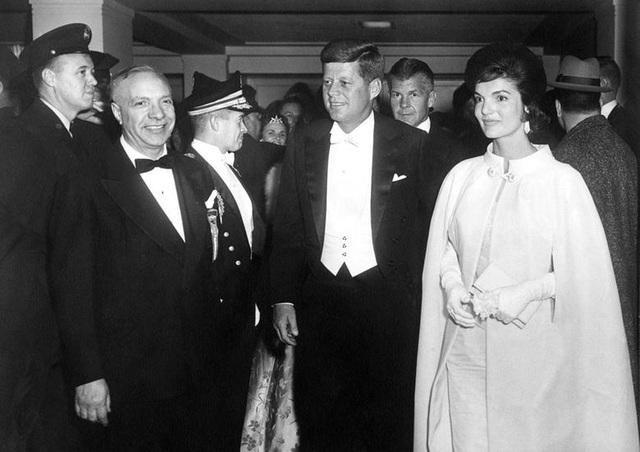 Lễ nhậm chức của các tổng thống Mỹ - 18