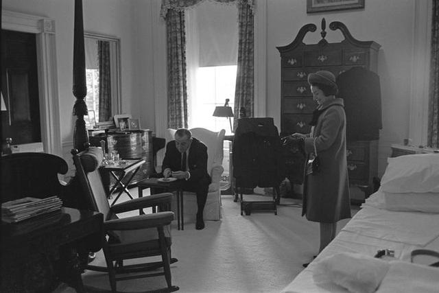 Lễ nhậm chức của các tổng thống Mỹ - 19