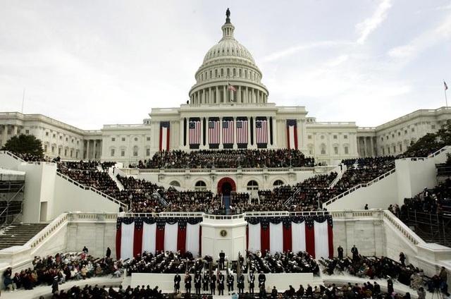 Lễ nhậm chức của các tổng thống Mỹ - 27