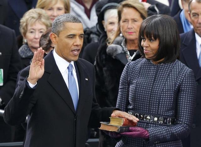 Lễ nhậm chức của các tổng thống Mỹ - 29
