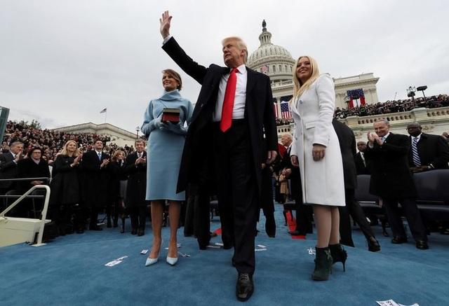 Lễ nhậm chức của các tổng thống Mỹ - 30