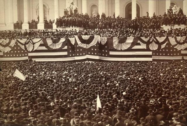 Lễ nhậm chức của các tổng thống Mỹ - 4