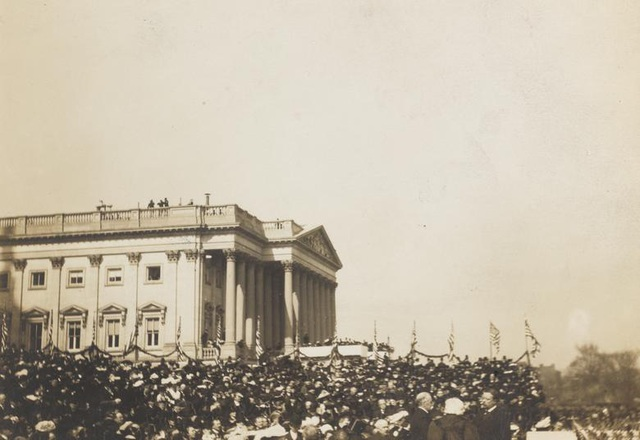 Lễ nhậm chức của các tổng thống Mỹ - 6