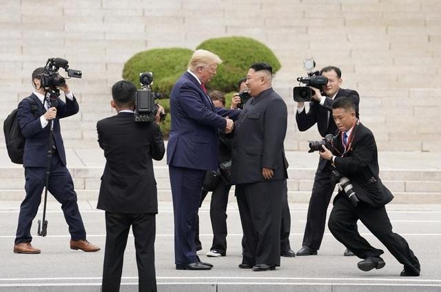 Dấu ấn của ông Trump trên chính trường thế giới - 1