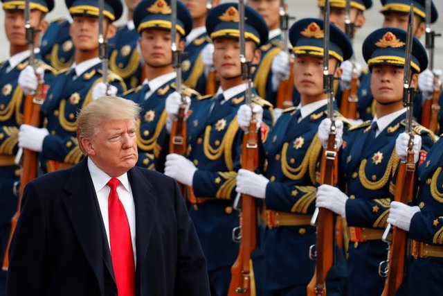 Dấu ấn của ông Trump trên chính trường thế giới - 13