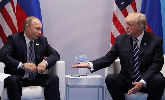 Dấu ấn của ông Trump trên chính trường thế giới - 2