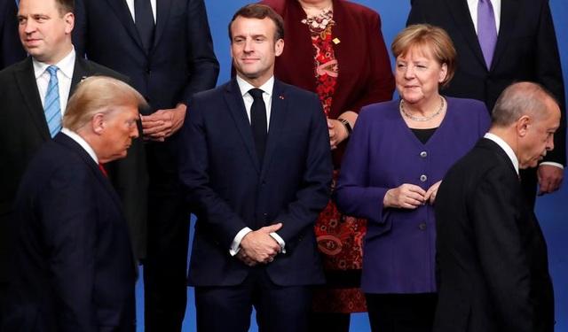 Dấu ấn của ông Trump trên chính trường thế giới - 3