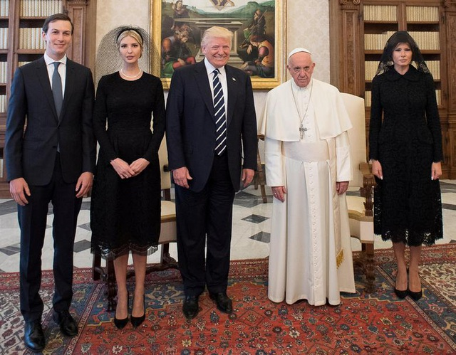 Dấu ấn của ông Trump trên chính trường thế giới - 7