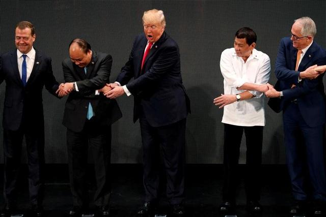 Dấu ấn của ông Trump trên chính trường thế giới - 8