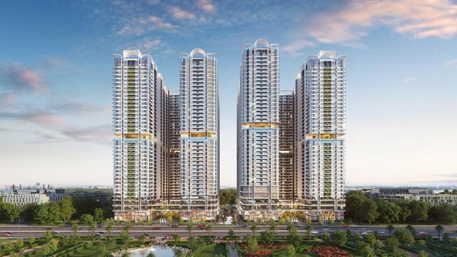 Sở hữu căn hộ cao cấp giữa Thuận An chỉ từ 100 triệu đồng - 1