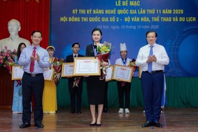 Bí quyết giành Huy chương vàng của nữ sinh trường nghề xinh đẹp - 3