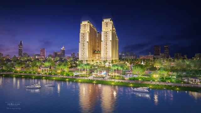 Vừa tung ra thị trường - Dream Home Riverside thể hiện sức hút mạnh mẽ - 2