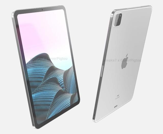 Lộ loạt ảnh cho thấy thiết kế của iPad Pro phiên bản 2021 - 3