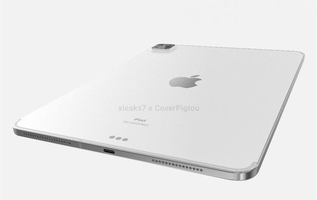 Lộ loạt ảnh cho thấy thiết kế của iPad Pro phiên bản 2021 - 4