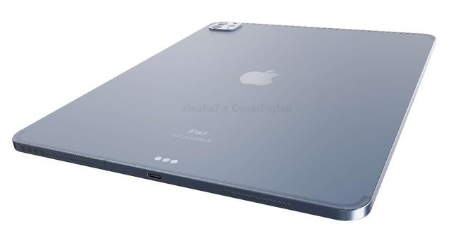 Lộ loạt ảnh cho thấy thiết kế của iPad Pro phiên bản 2021 - 6