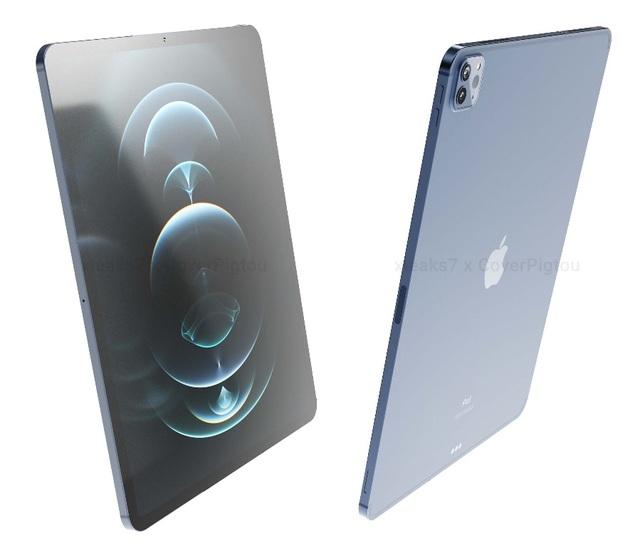 Lộ loạt ảnh cho thấy thiết kế của iPad Pro phiên bản 2021 - 8