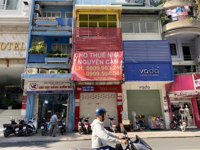 Giảm giá 80 triệu đồng/tháng, đất vàng Sài Gòn khát người thuê - 1