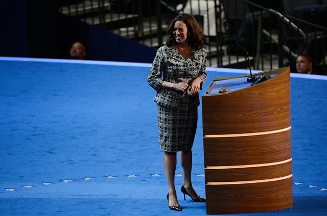 Nữ Phó tổng thống đầu tiên trong lịch sử Mỹ - 10