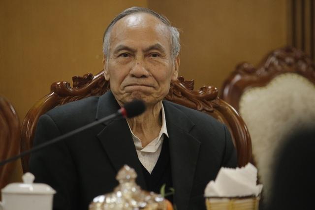 PGS.TS Nguyễn Kế Hào- người từng từ chức Vụ trưởng qua đời - 1