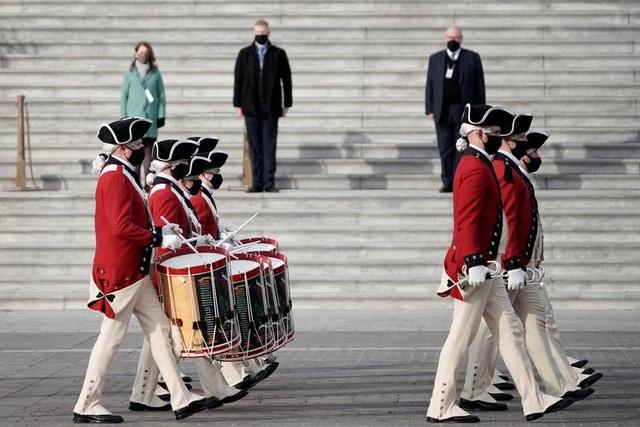 Cận cảnh buổi diễn tập cho lễ nhậm chức của ông Biden - 10