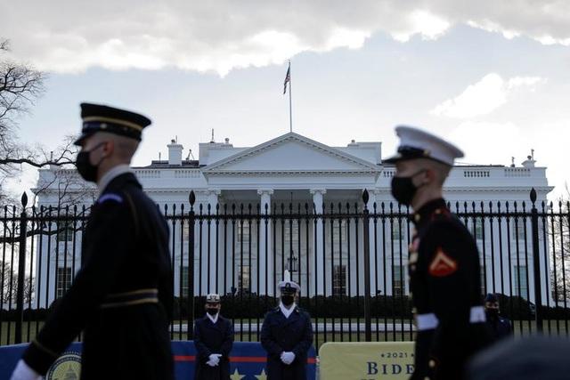 Cận cảnh buổi diễn tập cho lễ nhậm chức của ông Biden - 9