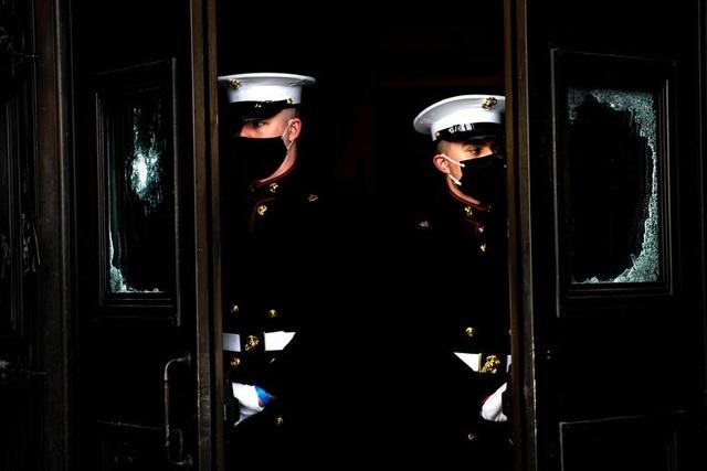Cận cảnh buổi diễn tập cho lễ nhậm chức của ông Biden - 5