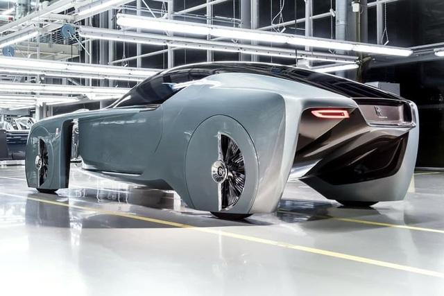 Rolls-Royce chuẩn bị ra bom tấn xe chạy điện - 6