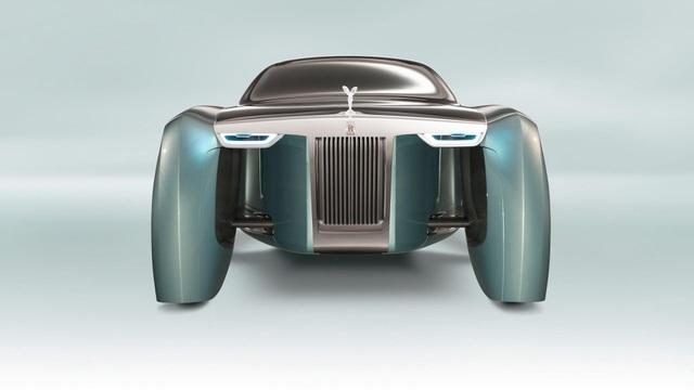Rolls-Royce chuẩn bị ra bom tấn xe chạy điện - 2