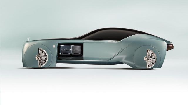 Rolls-Royce chuẩn bị ra bom tấn xe chạy điện - 3