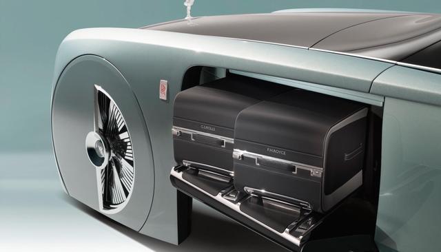 Rolls-Royce chuẩn bị ra bom tấn xe chạy điện - 7