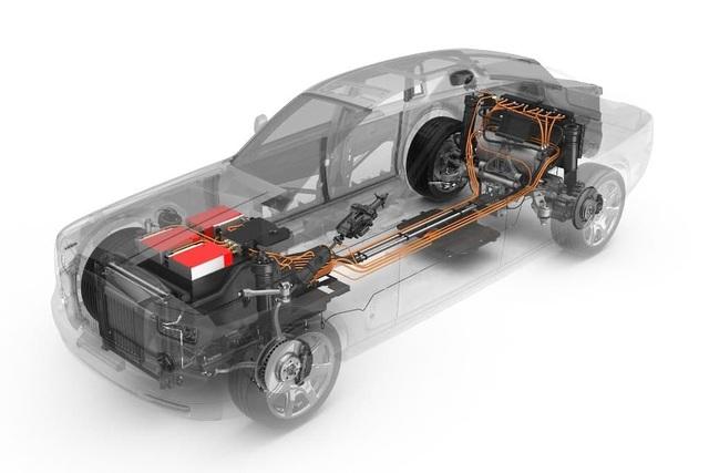Rolls-Royce chuẩn bị ra bom tấn xe chạy điện - 10