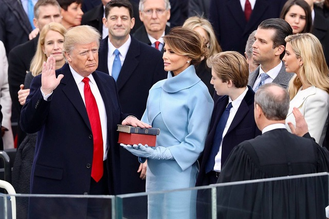 Người chỉ định sống sót trong lễ nhậm chức của các tổng thống Mỹ - 1