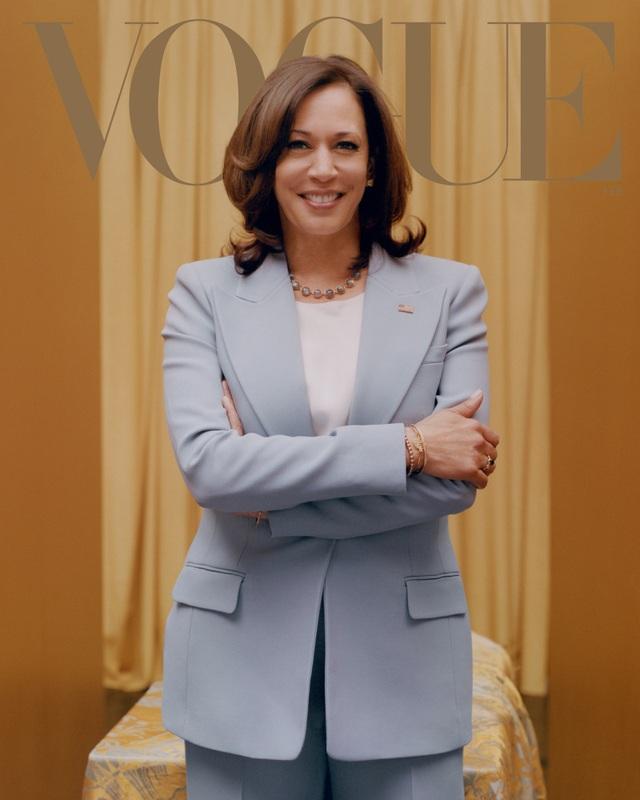 Nữ Phó tổng thống đầu tiên trong lịch sử Mỹ - 13