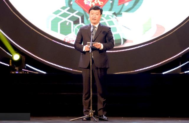 Đồng chí Nguyễn Đức Trung - Phó Bí thư Tỉnh ủy, Chủ tịch UBND tỉnh phát biểu tại chương trình.