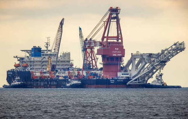 Mỹ mở rộng các trừng phạt đối với dự án Nord Stream 2 của Nga - 1