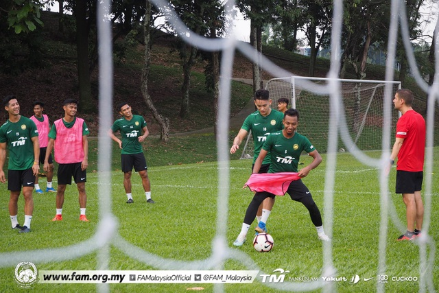 Đội tuyển Malaysia được phép tập trung, chuẩn bị đối đầu với Việt Nam - 1
