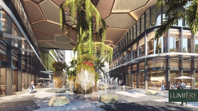 LUMIÈRE riverside - Câu chuyện về sự ra đời của kiến trúc leafscape độc đáo - 1