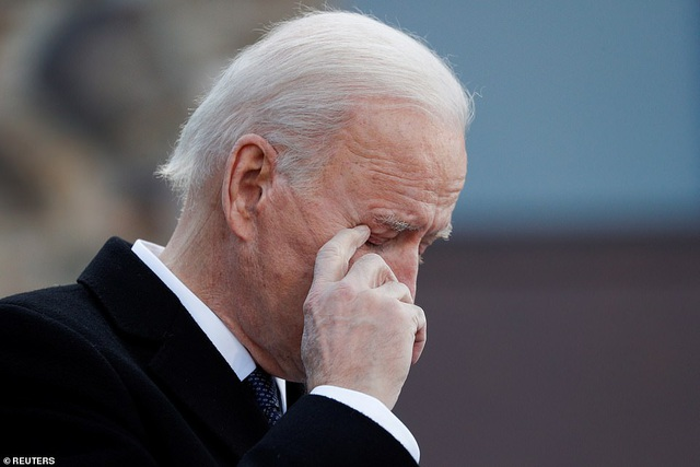 Ông Biden tạm biệt quê nhà, đến Washington bắt đầu các nghi thức nhậm chức - 1