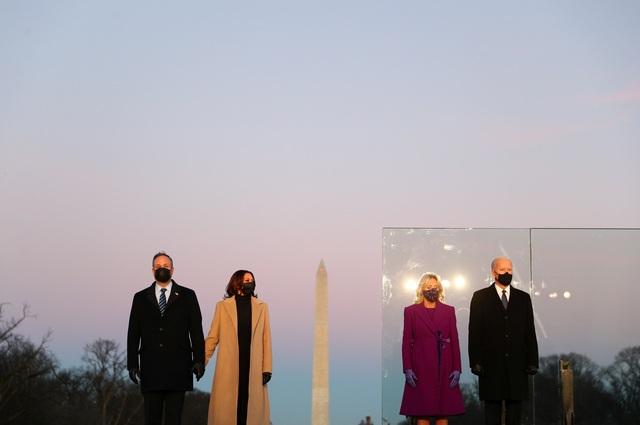 Ông Biden tạm biệt quê nhà, đến Washington bắt đầu các nghi thức nhậm chức - 3