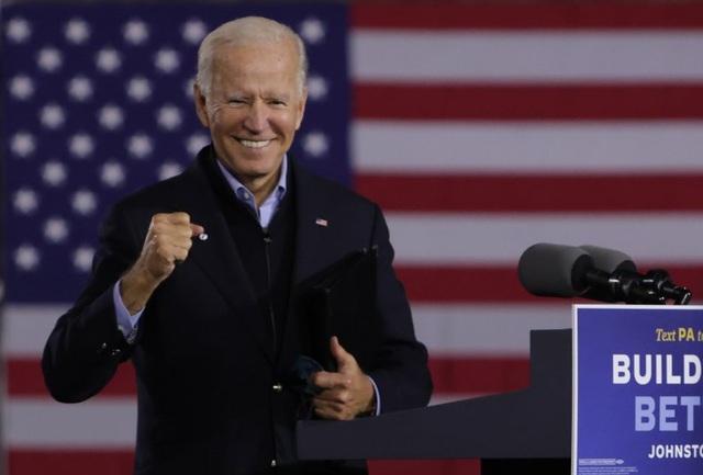 Lãnh đạo thế giới chúc mừng ông Biden nhậm chức tổng thống Mỹ - 1