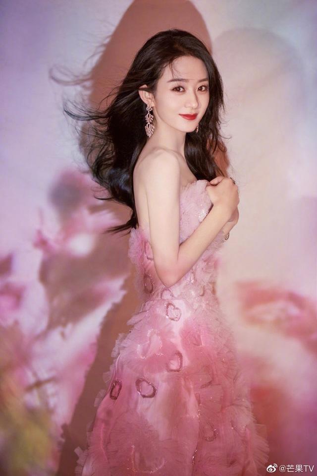 Triệu Lệ Dĩnh hóa công chúa ngọt ngào, đọ sắc cùng dàn mỹ nhân - 2