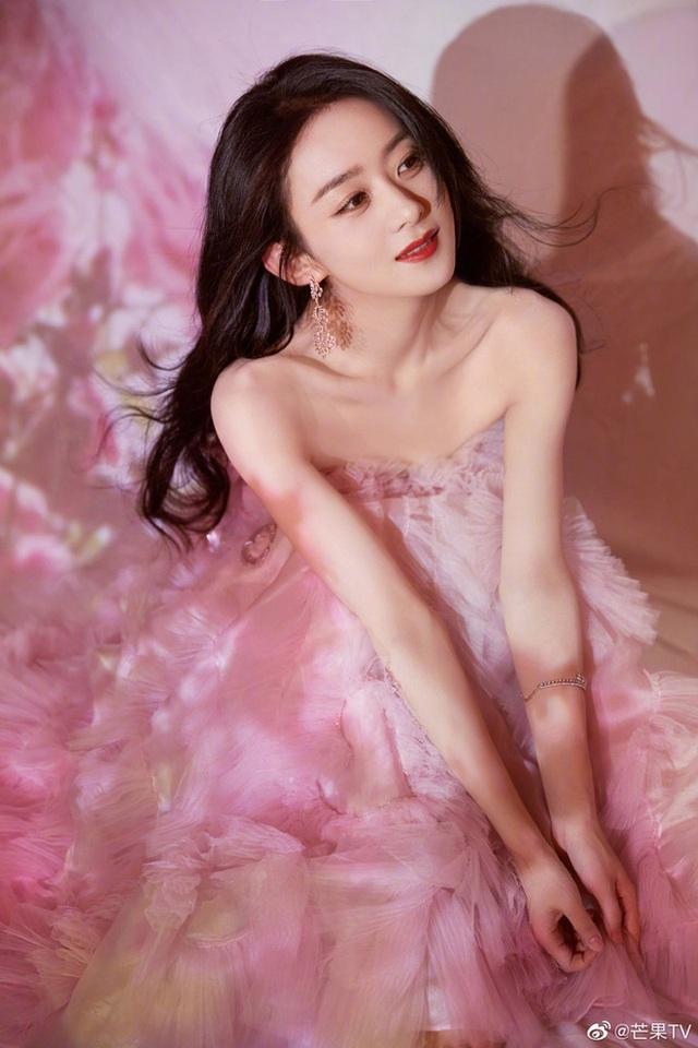Triệu Lệ Dĩnh hóa công chúa ngọt ngào, đọ sắc cùng dàn mỹ nhân - 1