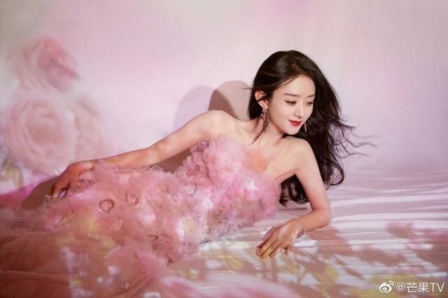 Triệu Lệ Dĩnh hóa công chúa ngọt ngào, đọ sắc cùng dàn mỹ nhân - 3