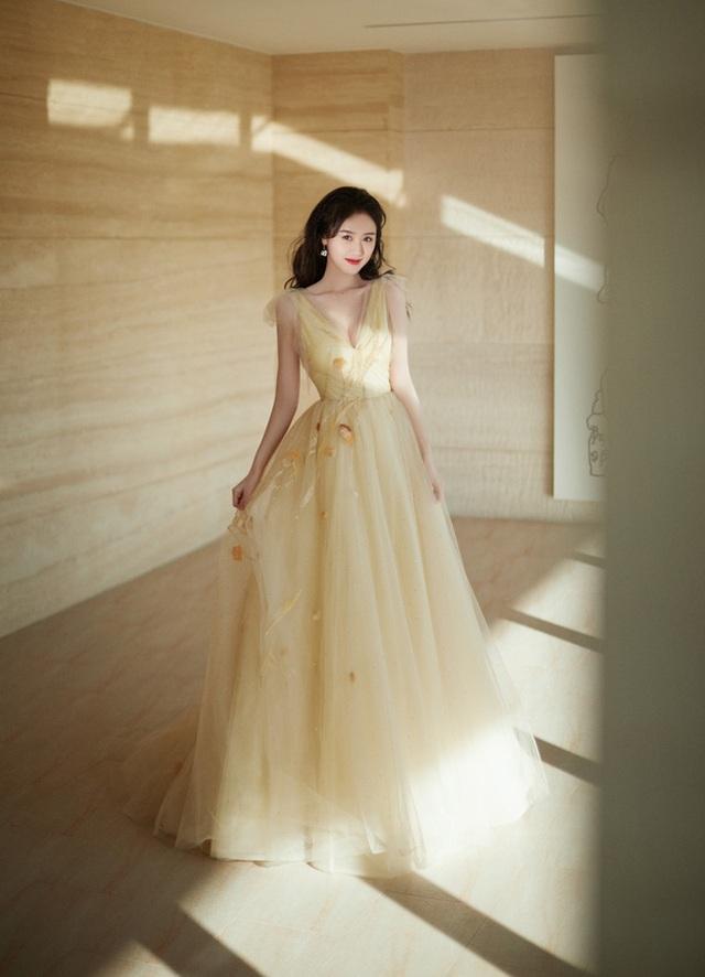 Triệu Lệ Dĩnh hóa công chúa ngọt ngào, đọ sắc cùng dàn mỹ nhân - 19